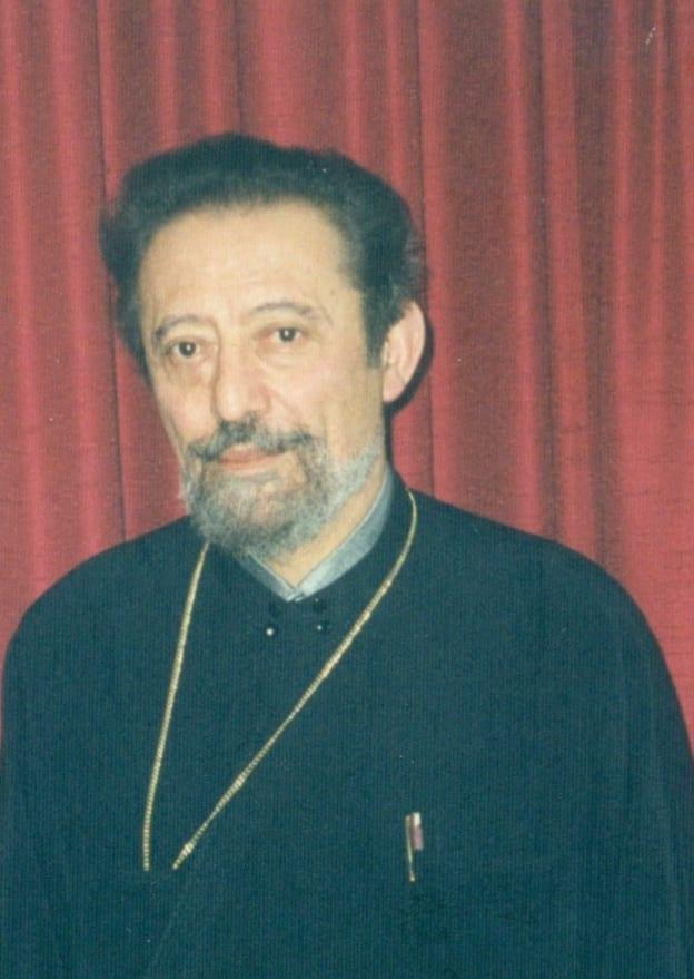 Μητροπολίτης Ελβετίας (1982-2003) Κυρός Δαμασκηνός (κατά κόσμον Παπανδρέου)