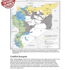 {46 σελίδες} Armed Conflict in Syria: Overview and U.S. Response -January 6, 2017